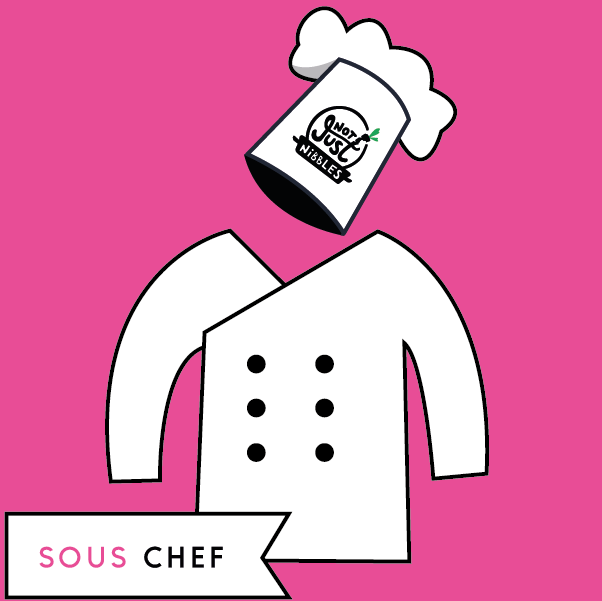 6 month subscription plan. Sous chef