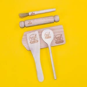 Not Just Nibbles baking set