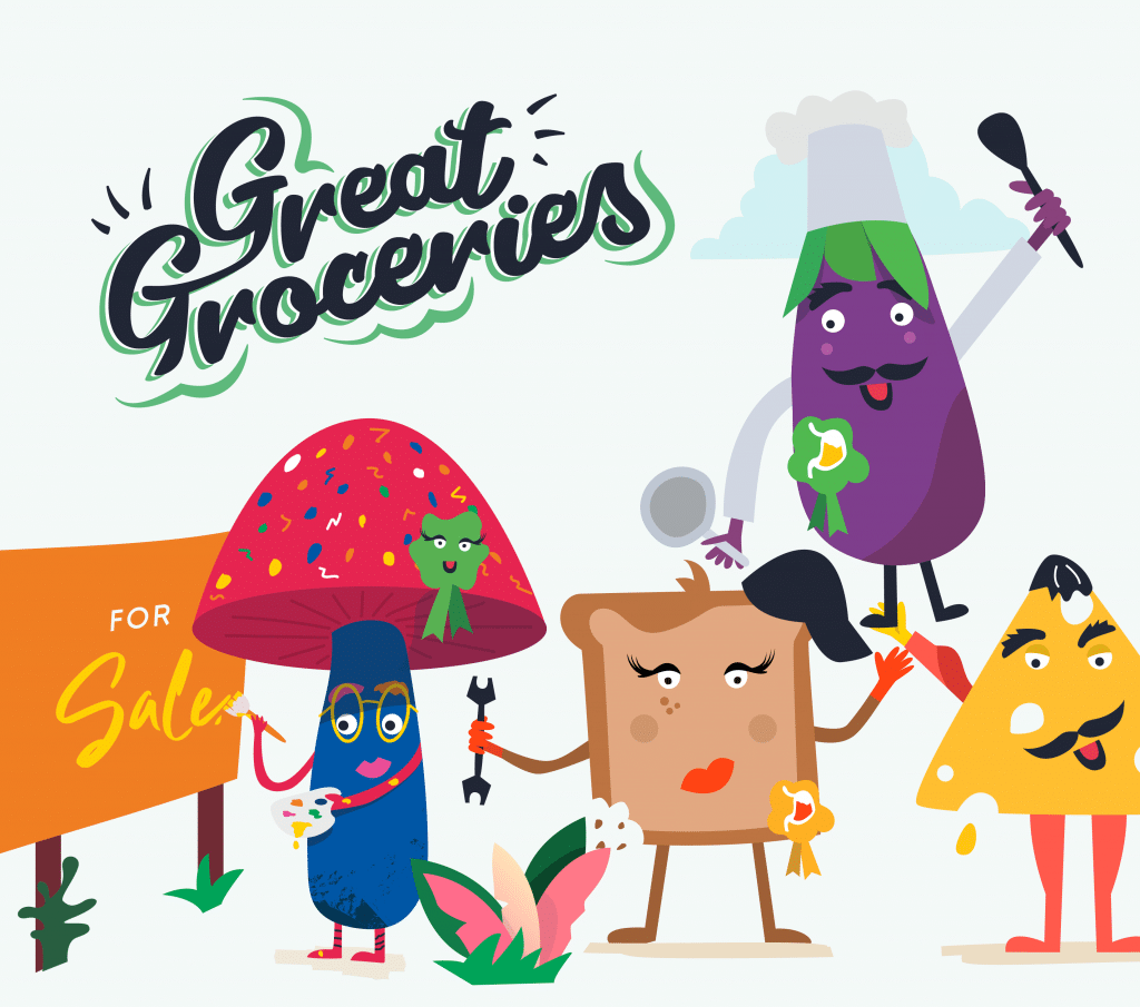 Mobile_Great Groceries