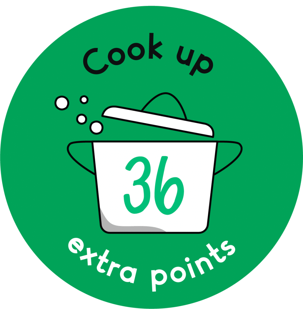Earn extra points
