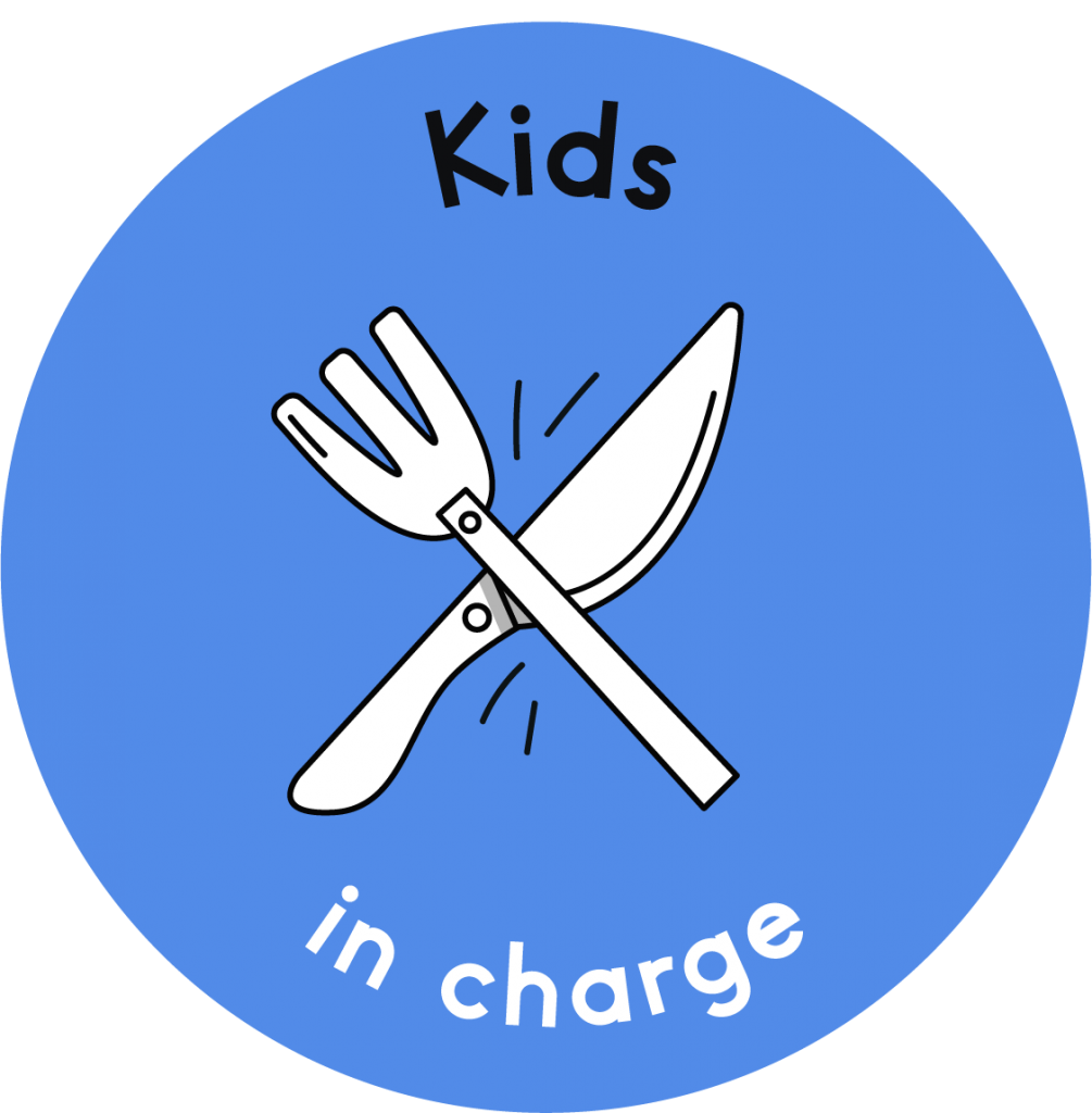 Kids in charge