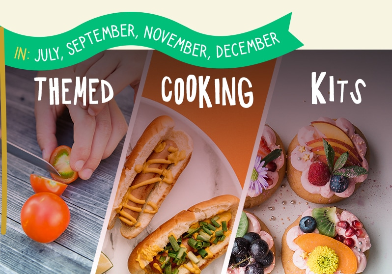 Cooking kits for kids
